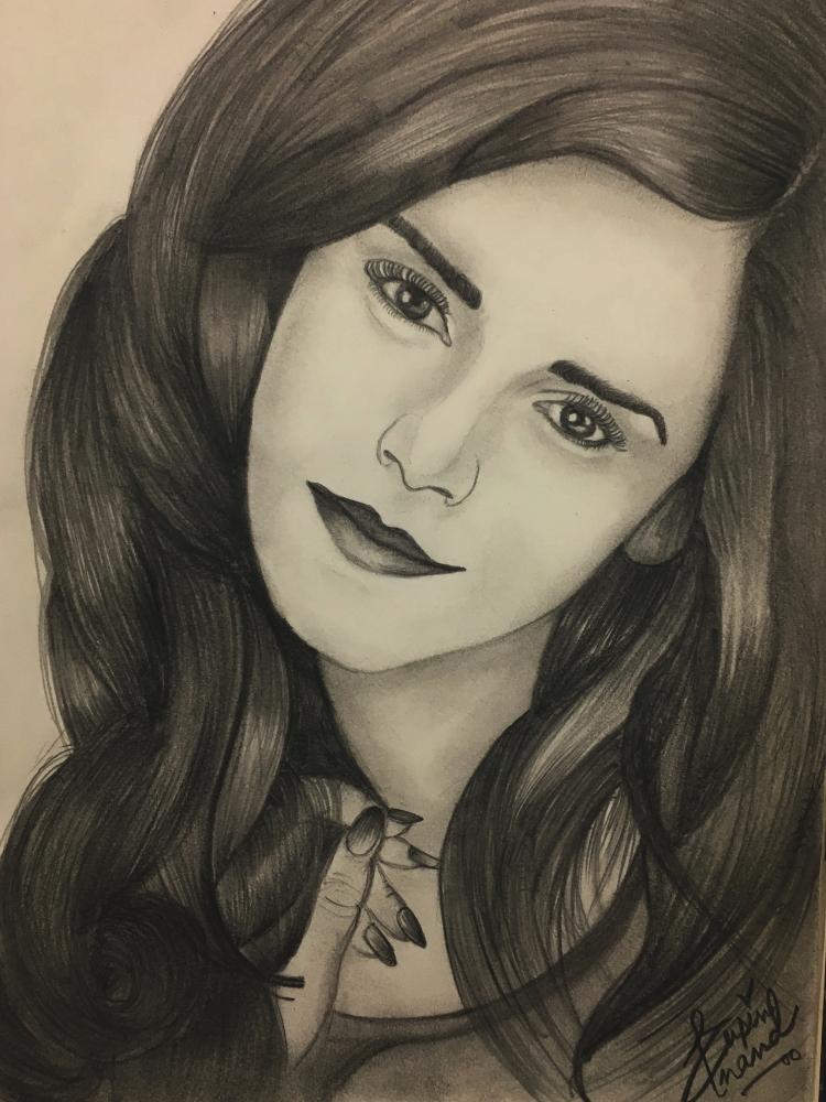 Emma Watson by rvsa17